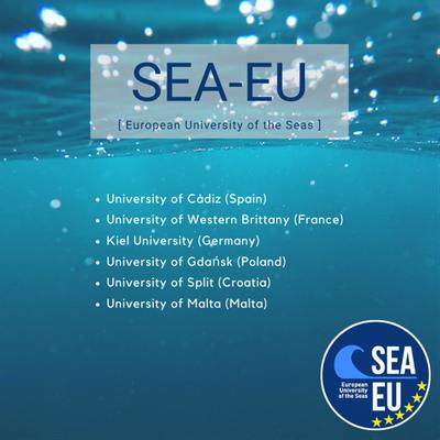 SEA-EU European Universities of the Seas